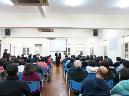 教理培育委員會成立典禮