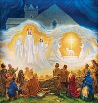 聖若瑟的特別事件與敬禮(一)聖若瑟顯現