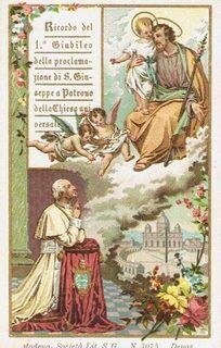 關於聖若瑟的教會文件和訓導(二)  一戰及西班牙大流感時代